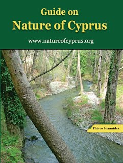Guide on Nature of Cyprus book cover